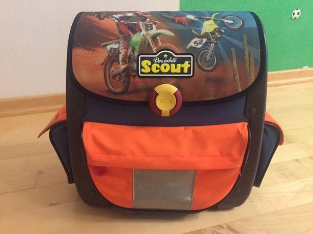 Scout рюкзак сумка школьная