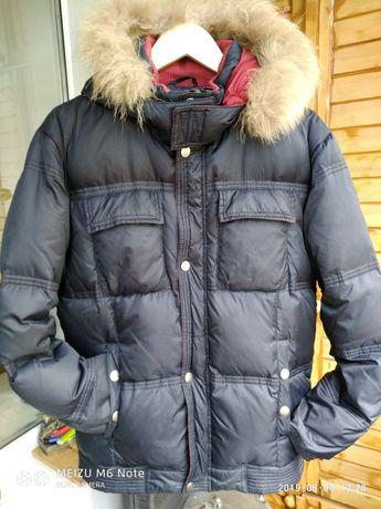 Куртка зимняя на мальчика 13-15лет. Kiko