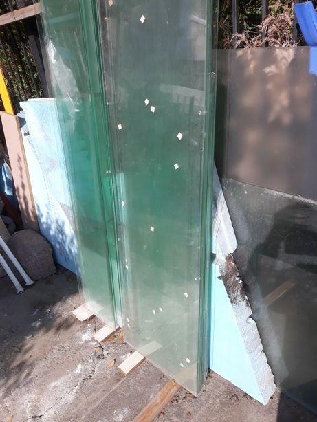 Szkło, szyby, półki szklane. Rózne wymiary. Na balkon, werade,