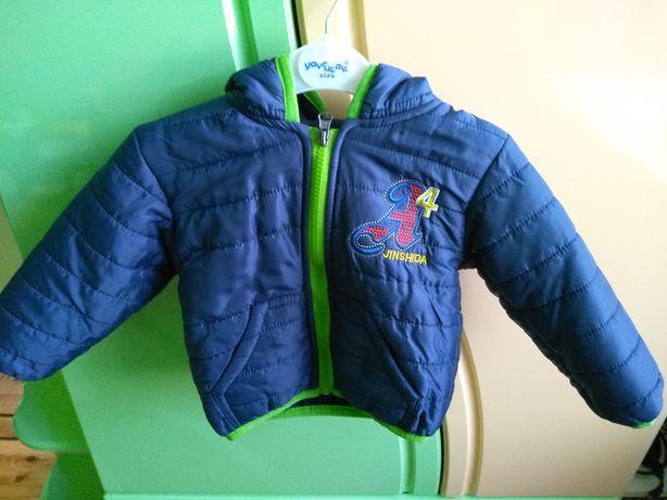 Курточка на 1-2 рочки