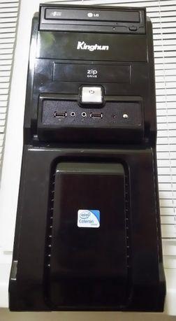 Компьютер ПК Системный блок без/с монитором для работы/интернет