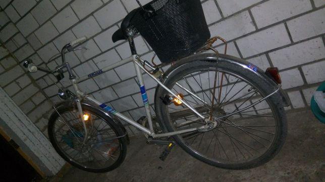 Велосипед из Германии 26 колеса МОГУ ДОСТАВИТЬ планетарка 3 передачи.