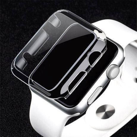 Relógio Apple Watch Série 1 a 3 Proteção Original Transparente - NOVA