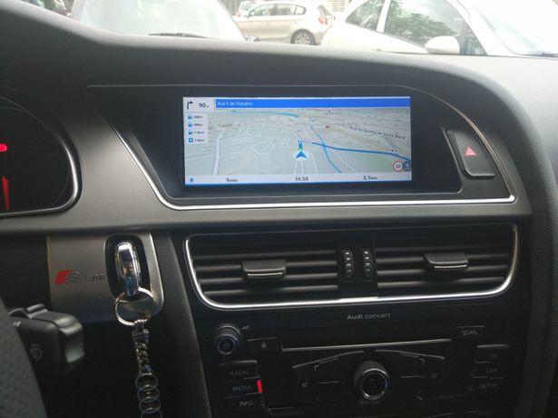 "Multimédia Android 8,8"" Audi A4 A5 Q5 gps usb wi-fi"