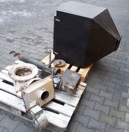 Podajnik do pieca na ekogroszek 50 kW