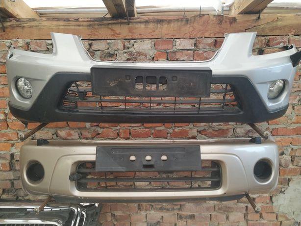 Бампер фара крило Honda CRVчетверть радіатор