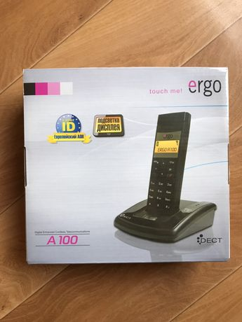 Стационарный радиотелефон Ergo A100