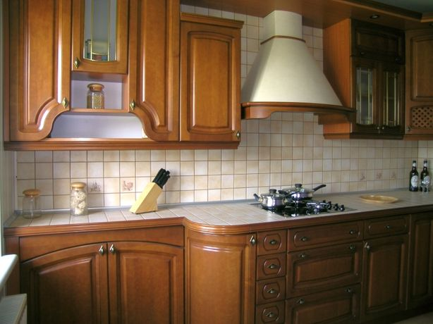 Meble kuchenne poekspozycyjne