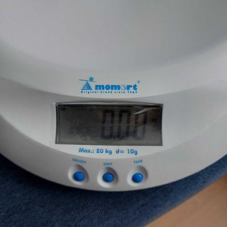 Waga dla niemowląt (noworodkowo-niemowlęca) MOMERT 6400