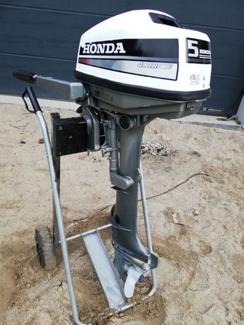 Silnik zaburtowy Honda BF 5 4-suw stopa L FILM