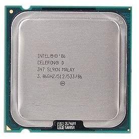 Процессор Intel Celeron D 347 3,06 ГГц, soсket 775