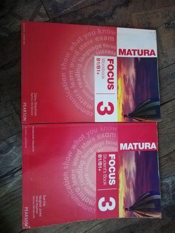 Matura Focus 3 B1/B1+ liceum technikum