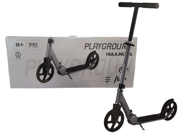 HULAJNOGA 8+ DLA DOROSŁYCH koła 20 cm Regulacja kierownicy 100 kg SZ