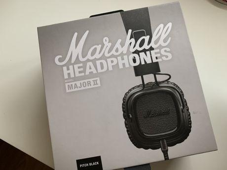 Auscultadores Com fio Marshall Major II - Headphones