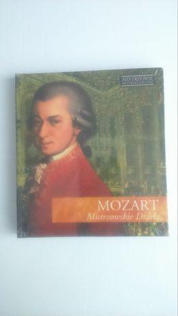Mozart mistrzowskie dzieła Płyta CD nowa