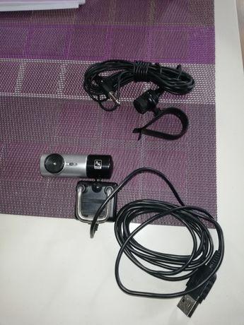 Kamera USB plus mikrofon