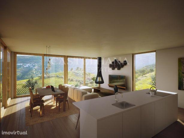 Loft mobilado e equipado inserido num novo Resort no Douro