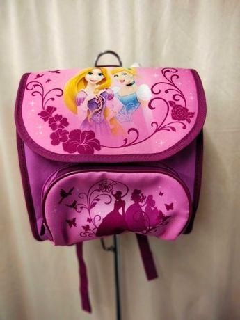 Plecak przedszkolny PRINCESS DISNEY różowy dla dziewczynki