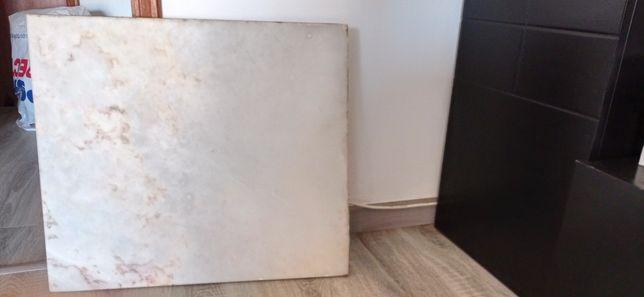 Pedra mármore branca