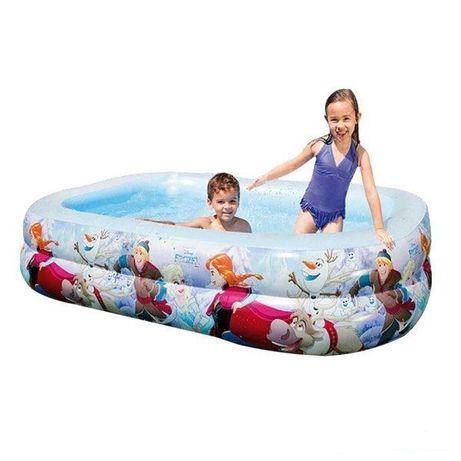 Детский надувной бассейн басейн (Интекс) Intex 58469 Холодное сердце