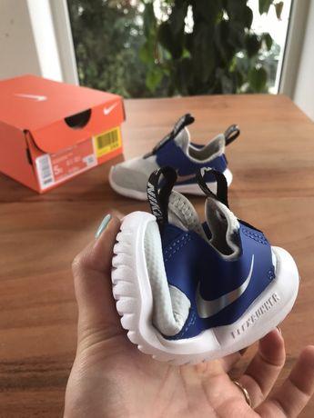 Nowe Buciki sportowe Nike flex runner r.21 , 11 cm