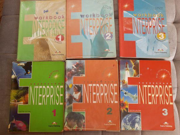 Enterprise- książki