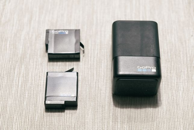 GoPro Hero 5 Black - zestaw