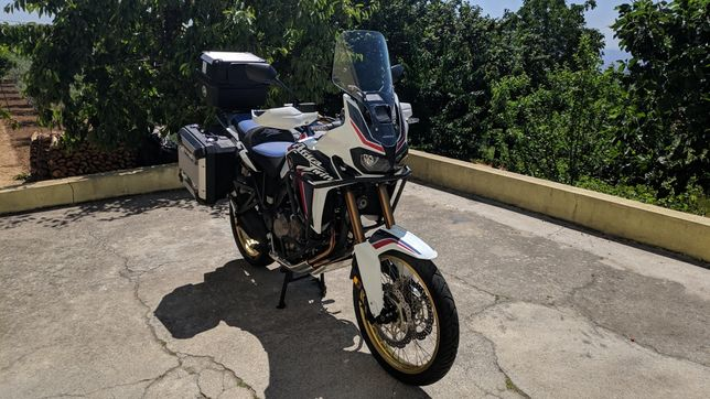 Honda África Twin 2018