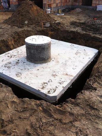SZAMBA Betonowe Włocławek, Zbiorniki na SZAMBO Ścieki Deszczówkę Wodę