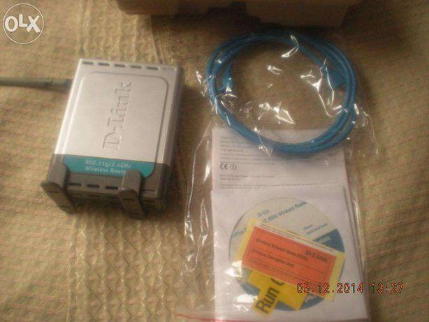 router D-Link Di524