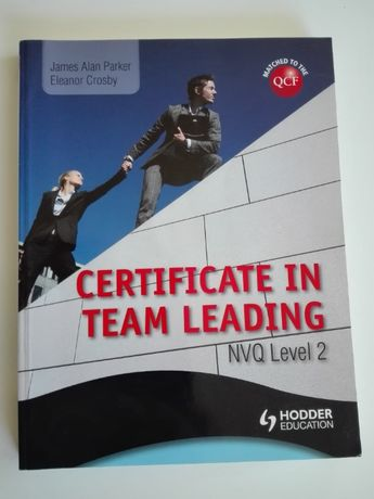 certificate in team leading level 2