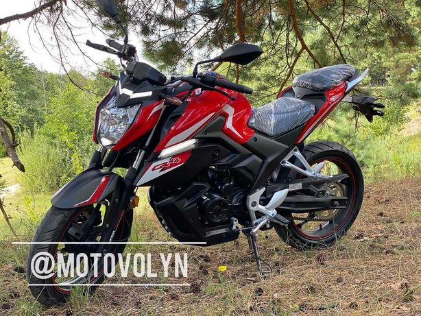 Мотоцикл Loncin 250CR4