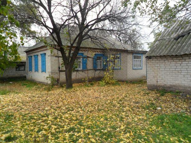 Продам дом 3 комнаты с.Олефировка Днепропетровская обл.