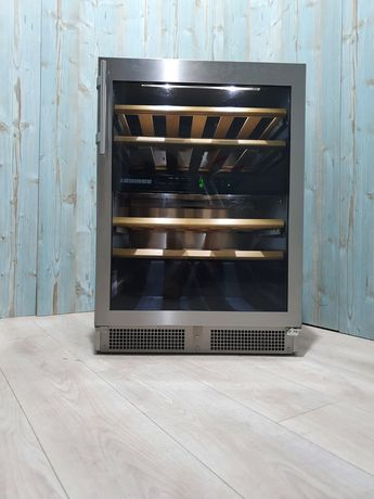 Винный шкаф Liebherr WTes 1753 Идеал, 2зоны, winidoor