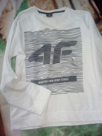 Bluza koszulka 4f
