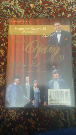 Dvd opera wilhelm tell