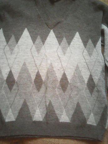 roboczy sweter męski