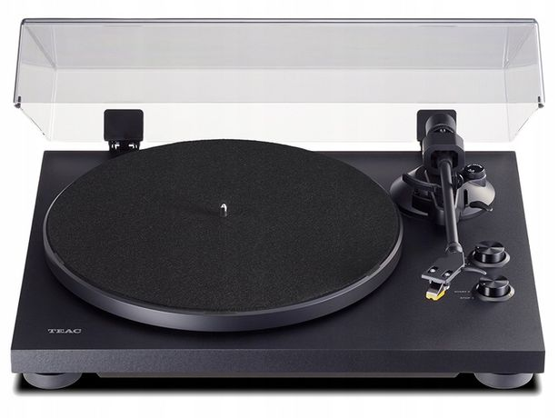 Gramofon TEAC TN-280BT Bluetooth - czarny