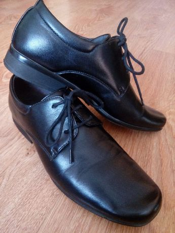 Buty chłopięce, półbuty