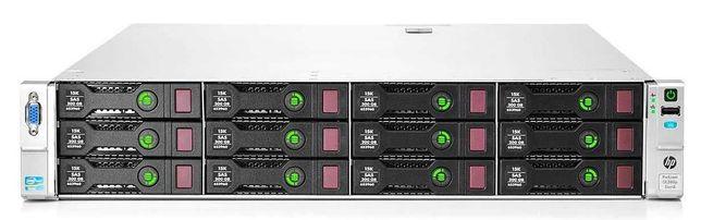 Cepвep HP ProLiant DLЗ80p Gen8 (12 LFF) + 12 кишень!
