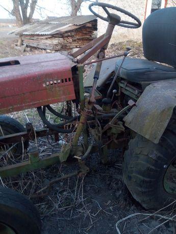 Продам саморобний трактор без мотора