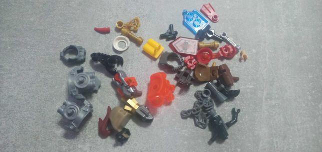 Lego akcesoria ubioru i nie tylko