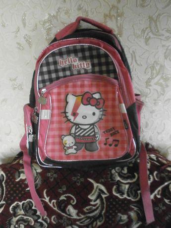 Рюкзак и сумка Kite Hello Kitty