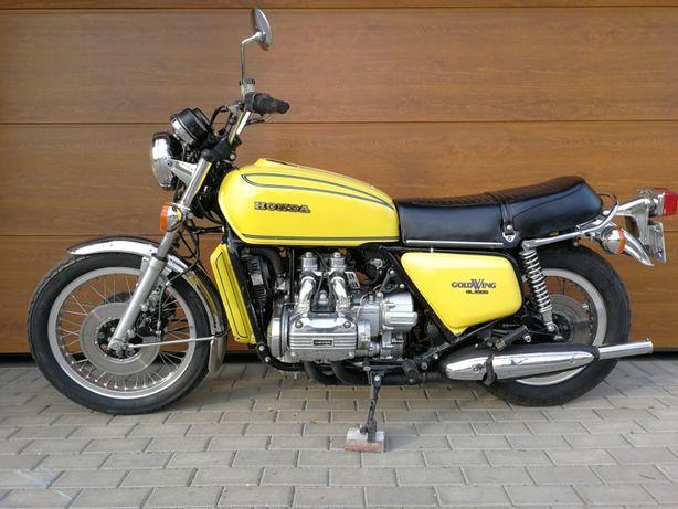 Honda GL 1000 goldwing 1976
