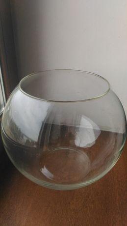 Круглый Аквариум или ваза