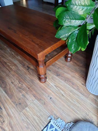 Ława drewniana z Niemiec.