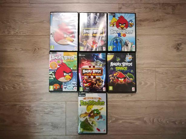 Angry Birds kolekcja + Gratis