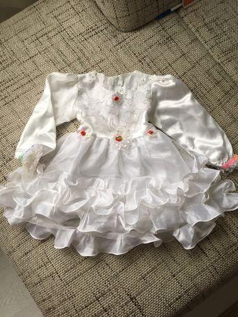 Платье1-2 годика