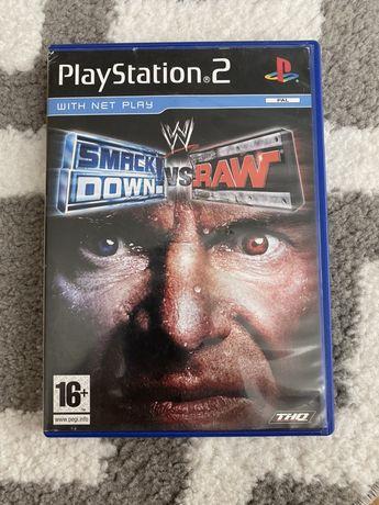 WWE SmackDown! vs. Raw PS2