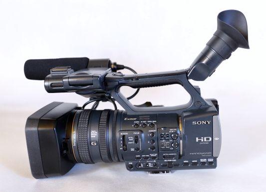 Kamera Sony HDR AX2000E Full HD